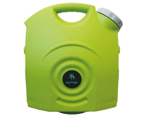 GD166 Wassertank Aqua2go