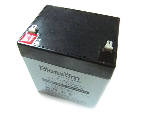 GD215 Batterie